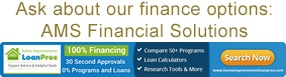 Ask about our finance options AMS Financial Solutions